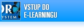 Vstup do e-learningu